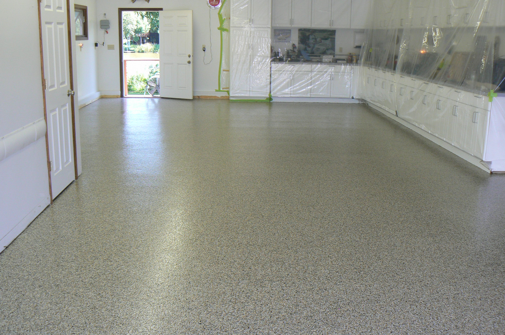 to colors garage designs cleaning for com suitable option paint epoxy gnomefrenzy cream your cost floors floor add coating