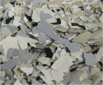 Granite-flake