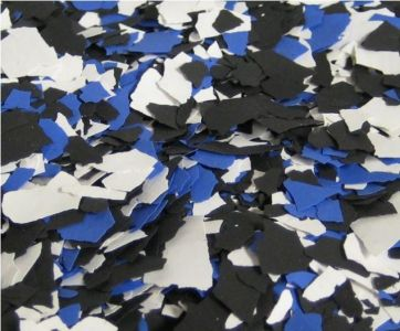 Touch-of-blue-flake